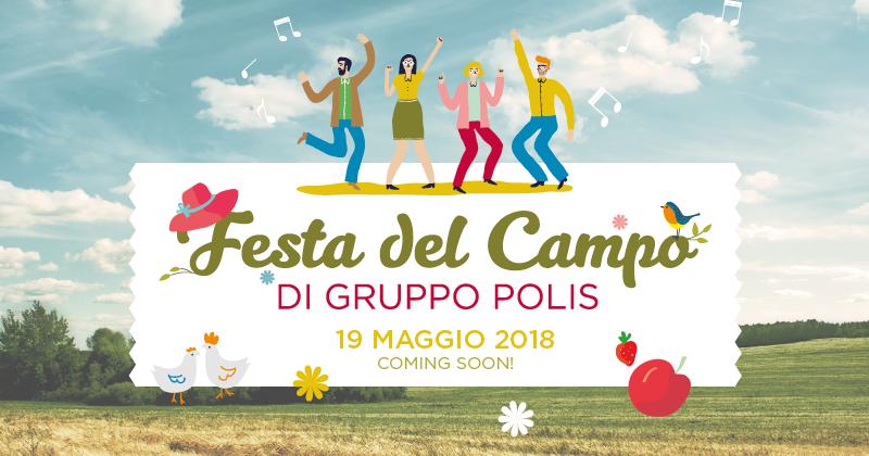Festa del Campo 2018 del Gruppo Polis